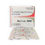 Aciloc 300mg (Ranitidine)