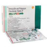 Augmentin Duo 625mg (Amoxicillin / Clavulanic acid)