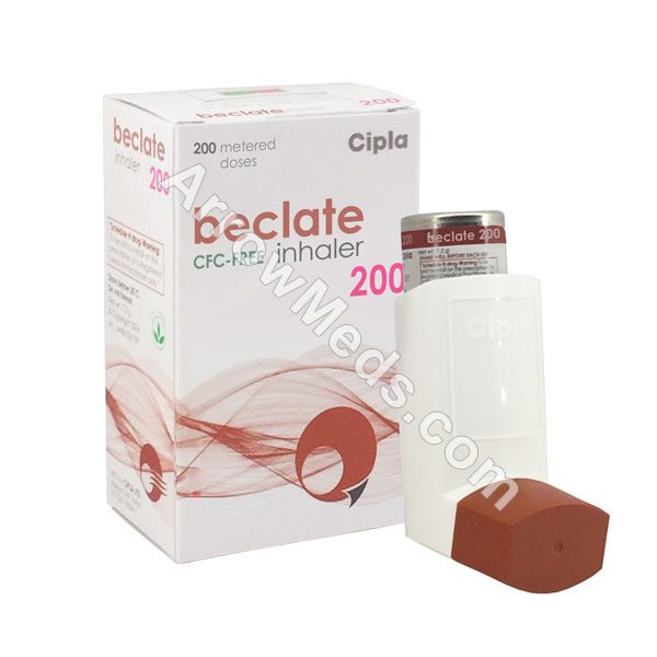 Beclate Inhaler 200mg