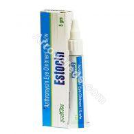 Estocin Eye Ointment (Azithromycin)