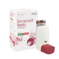 Foracort Forte Inhaler (Budesonide/Formoterol)