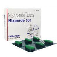 Nizonide 500mg (Nitazoxanide)