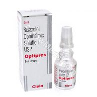Optipres Eye Drop (Betaxolol)