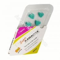 Super Kamagra (Sildenafil/Dapoxetine)