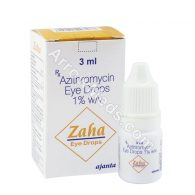 Zaha Eye Drop (Azithromycin)
