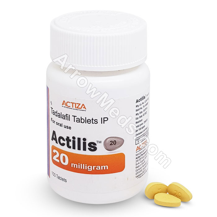 Buy Actilis 20mg Tablets 50 Off Generic Cialis Arrow Meds