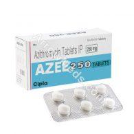 Azee DT 100mg (Azithromycin)