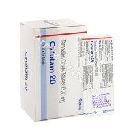 Cytotam (Tamoxifen)