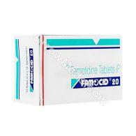 Famocid 20mg (Famotidine)