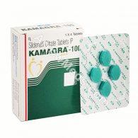 Kamagra 100mg (Sildenafil Citrate)