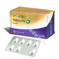 Neksium 20mg (Esomeprazole)
