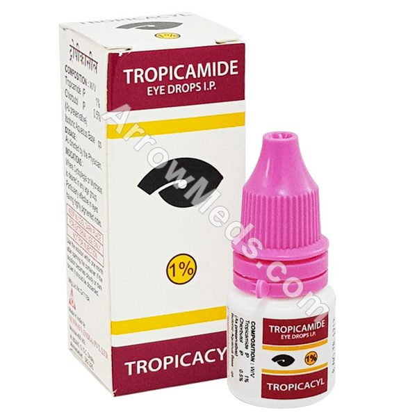 Tropicacyl Eye Drop 5ml