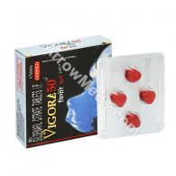Vigora 50 mg (Sildenafil Citrate)