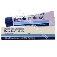 Betadine 10% Ointment ( Povidone Iodine)