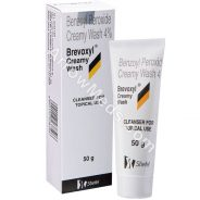 Brevoxyl Creamy Wash (Benzoyl Peroxide)