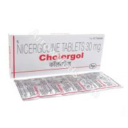 Cholergol 30mg (Nicergoline)