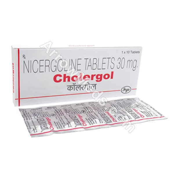 Cholergol 30mg