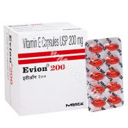 Evion 200mg (Vitamin E)