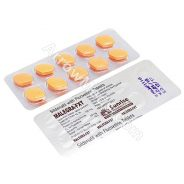 Malegra FXT (Sildenafil Citrate/Fluoxetine)
