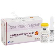 Proficent 10000iu (HCG)