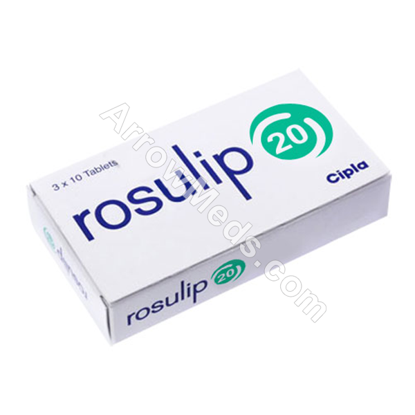Rosulip 20 mg