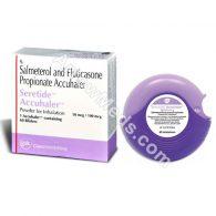 Seretide Accuhaler 50/100mcg (Salmeterol/fluticasone propionate)