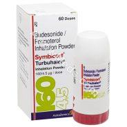 Symbicort Turbohaler 160mcg (Budesonide/Formoterol)
