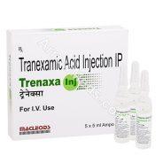 Trenaxa Injection (Tranexamic Acid)