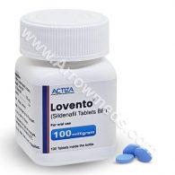 Lovento (Sildenafil 100mg) (Generic Viagra)