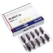 Aceret 25mg (Acitretin)