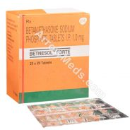 Betnesol 1mg (Betamethasone Dipropionate)