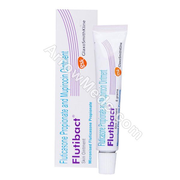 Flutibact Ointment 10gm