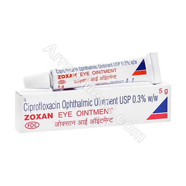 Zoxan Ointment 0.3%