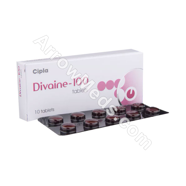 Divaine 100mg