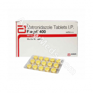 Flagyl 400mg (Metronidazole)