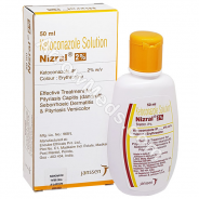Nizral Solution (Ketoconazole)