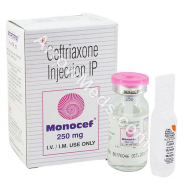 Monocef Injection 250mg (Ceftriaxone)