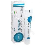 Tretinoin 0.025% Cream (TRETINOIN)
