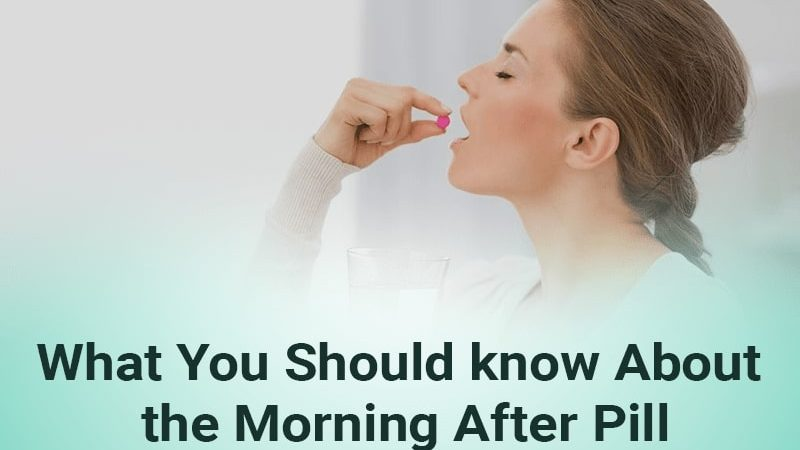 What you should know about the Morning after pill