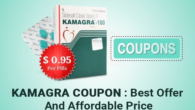 Kamagra Coupon – Promo Code, Prices, Reviews, Savings tips, offers & Deals