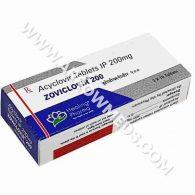 Aciclovir 200mg (Acyclovir)