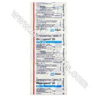 Biosuganril 20 mg (Serratiopeptidase)