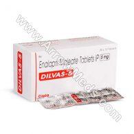 Dilvas 5 mg (Enalapril)