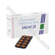 Lotensyl 10 mg (Lercanidipine)