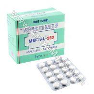 Meftal 250 mg (Mefenamic Acid)