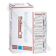 Methimez 10 mg (Methimazole)