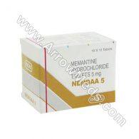Nemdaa 5 mg (Memantine)