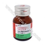 Neo-Mercazole 10 mg (Carbimazole)