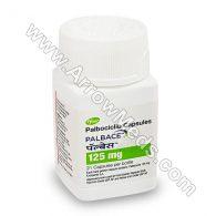 Palbace 125 mg (Palbociclib)