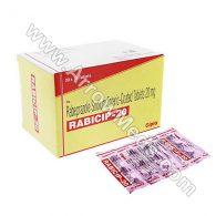 Rabicip 20 mg (Rabeprazole)